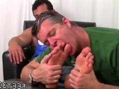 Gay foot orgy photo and boy foot fetish free porn Marine Ned Dominates Me