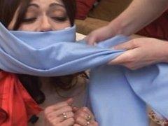 Bride Maid in Bondage