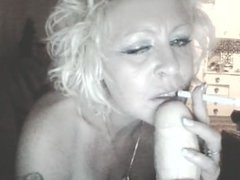 smoking blow job wishing it was all your cocks at once