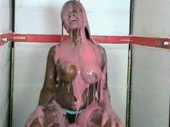 ebony pink slime