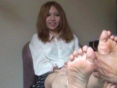 Asian Feet Massage preview