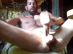 Big-dick Horny Masturbator
