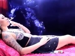 Smoker Enigma - Katt Smoking Model 2