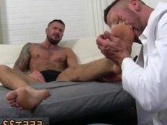 movies black men feet and naked men hairy legs gay Dolf's Foot Doctor
