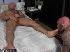 Gay man rubbing black cock with feet and boy with long legs movies