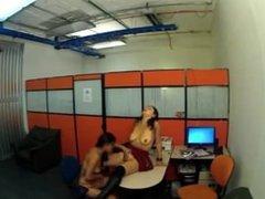 camara oculta en el trabajo
