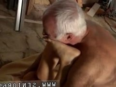 Old guy dp Gorgeous blond Tina is highly busy at the workplace.