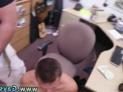 Group bottom boy gay Guy finishes up with anal fuckfest threesome