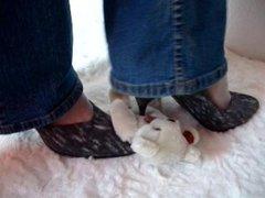 Karla trample bear