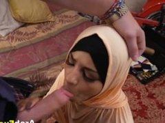 Arab Street Pro Captured Fucking On Video