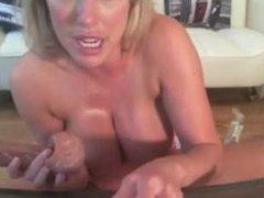 Morgan Big Titted Slut on Webcam - SLUTTYPUSSYCAMS.COM