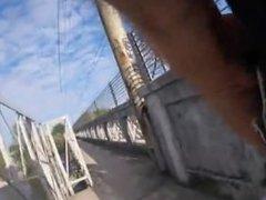 cruising...stranger on a bridge