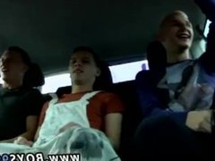 Gay twin porn clips The men tag squad him in the back seat, spitroast