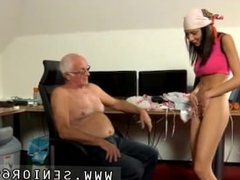 Old granny fisting and old man cums in young pussy At that moment Silvie