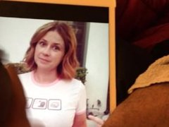 cum tribute to jenna fischer pam beesly the office