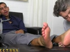 Made with young boy gay porn Jake Torres Gets Foot Worshiped & Loves It