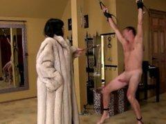 Aleana - Spanking The Fur Fiend