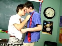 Hot older guy having sex with his male students and free gay porn black