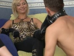 Mistress Mary - Lesson for New Mistress Karen