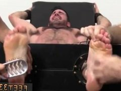 Big penis gay porn movie and gorgeous mens socked feet Gorgeous, furry