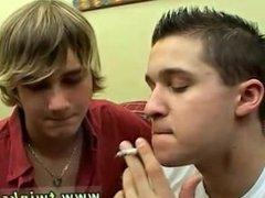 Masturbation of male xxx gay Jerry & Sonny Smoke Sex