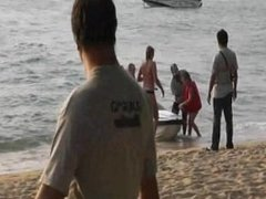 Impressions from Thailand - Jom Tien - 2011 Beach voyeur