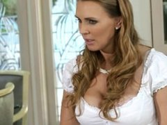 Lesbians Scarlet Red And Tanya Tate