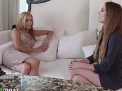 Samantha And Blake Lesbian Fun