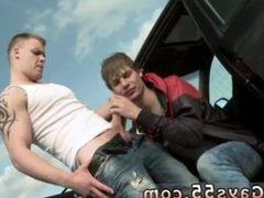 Gay porn nipple fetish Hitchhiking For Outdoor Anal Sex From Dudes!