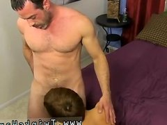 Gay twink ball pull After his mom caught