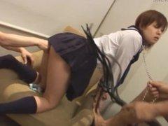 18-year-old Marin Marin Izumi 18