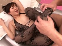 Soap Superb Woman Pantyhose Ass Whip Ru Nume