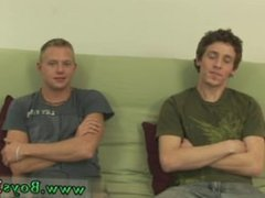 Mature men movietures and gay twink trained to be slave Leon changed it