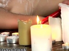 gay youtube sex videos and black twinks tgp Splashed With Wax And