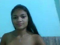 Singapore Indian Girl