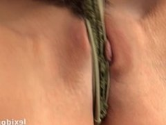 Hottie Lexi Dona sucks and fucks a cock to a sticky climax