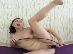 VR BANGERS- Kirschley Swoon Stretching her Pussy