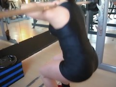 yes!!! fitness hot ASS hot CAMELTOE 63