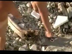Nena McLean Nude Beach
