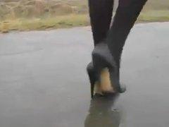 high heels classic pumps
