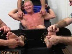 Sissy gay men porn Johnny Gets Tickled Naked