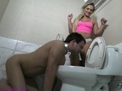 Brat Princess 2 - Cali Carter - Cuck Bobs for Condoms in Princess Water