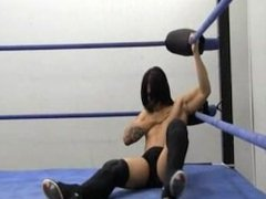 Powerful Mixed Ring Wrestling