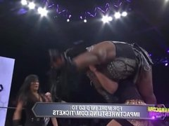 Heavy wrestling lift