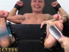 Black gay feet porn tube Jock Tommy Tickle d