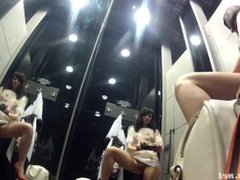 Jeny Smith - Jason's video (naked in dressing rooms)