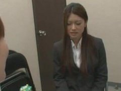 IENE-156 Caught By Lesbian Store Manager