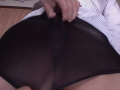Yu Namiki-retirement Work Exciting T-back