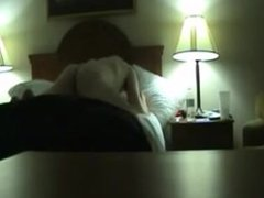 Caught my dad and sister fucking with hidden cam