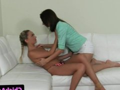 Casting eurobabe sixtynines with chick agent